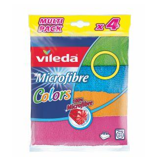 Լաթ Վիլեդա, գունավոր, ունիվերսալ, 4 հատ
