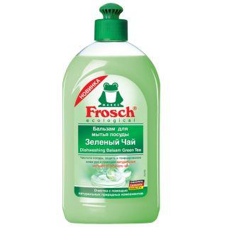 Սպասք լվանալու բալզամ Ֆռոշ, կանաչ թեյ, 500մլ