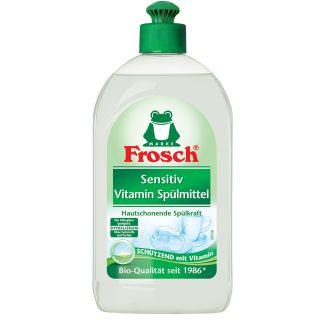 Սպասք լվանալու հեղուկ Ֆռոշ, զգայուն մաշկի համար, 500մլ