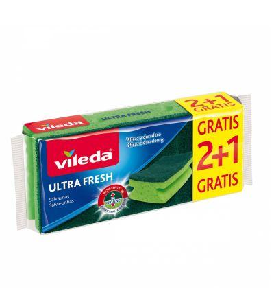Սպունգ Վիլեդա, Ուլտրա Ֆրեշ, 2+1 հատ
