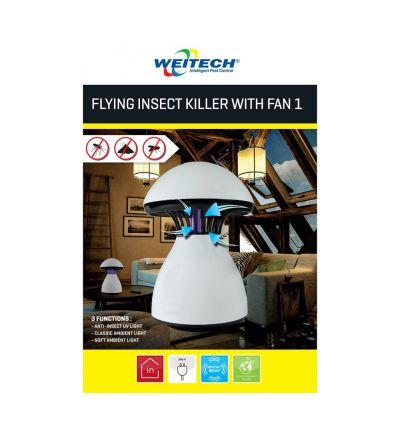 Պաշտպանիչ սարք թռչող միջատների դեմ Վիտեք, 85 մ²