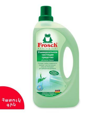Ունիվերսալ լվացող միջոց Ֆռոշ, pH-նեյտրալ, 1լ