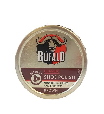Կոշիկի քսուք Բուֆալո, շագանակագույն,75 մլ