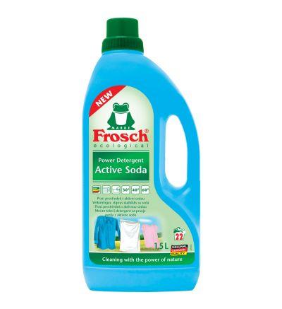 Լվացքի հեղուկ Ֆռոշ, ակտիվ սոդա, 1.5լ