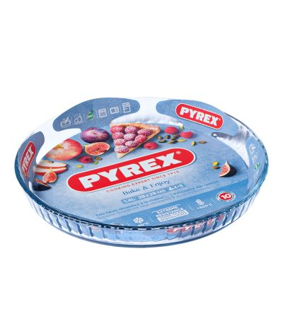 Ձևավոր շրջանաձև տարա թխվածքի համար Փայրեքս, 1.4 լ