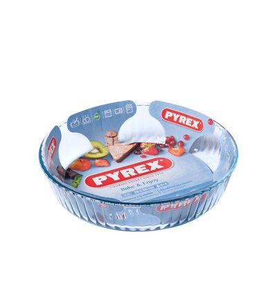 Ձևավոր շրջանաձև տարա թխվածքի համար Փայրեքս, 2.1 լ