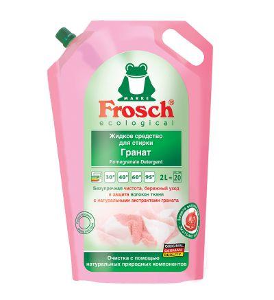 Լվացքի հեղուկ Ֆռոշ, նուռ, 2.0լ